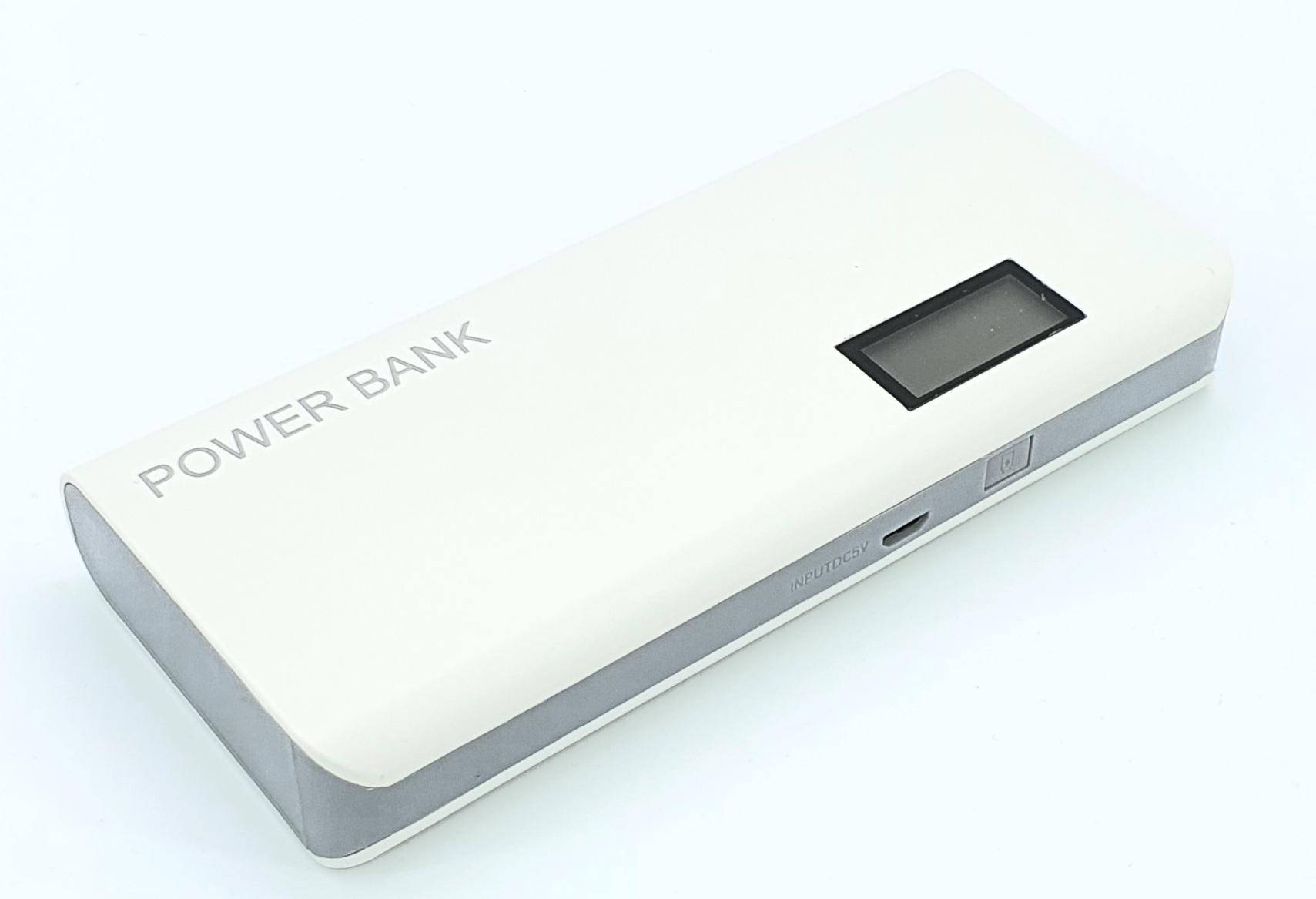 Power Bank Romoss LCD 30000 mAh Sense 6 PLUS (9302)